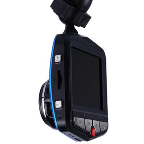 RH - H400 FULL HD 1080P MINI CAR CAMERA DVR DETECTOR PARKING RECORDER