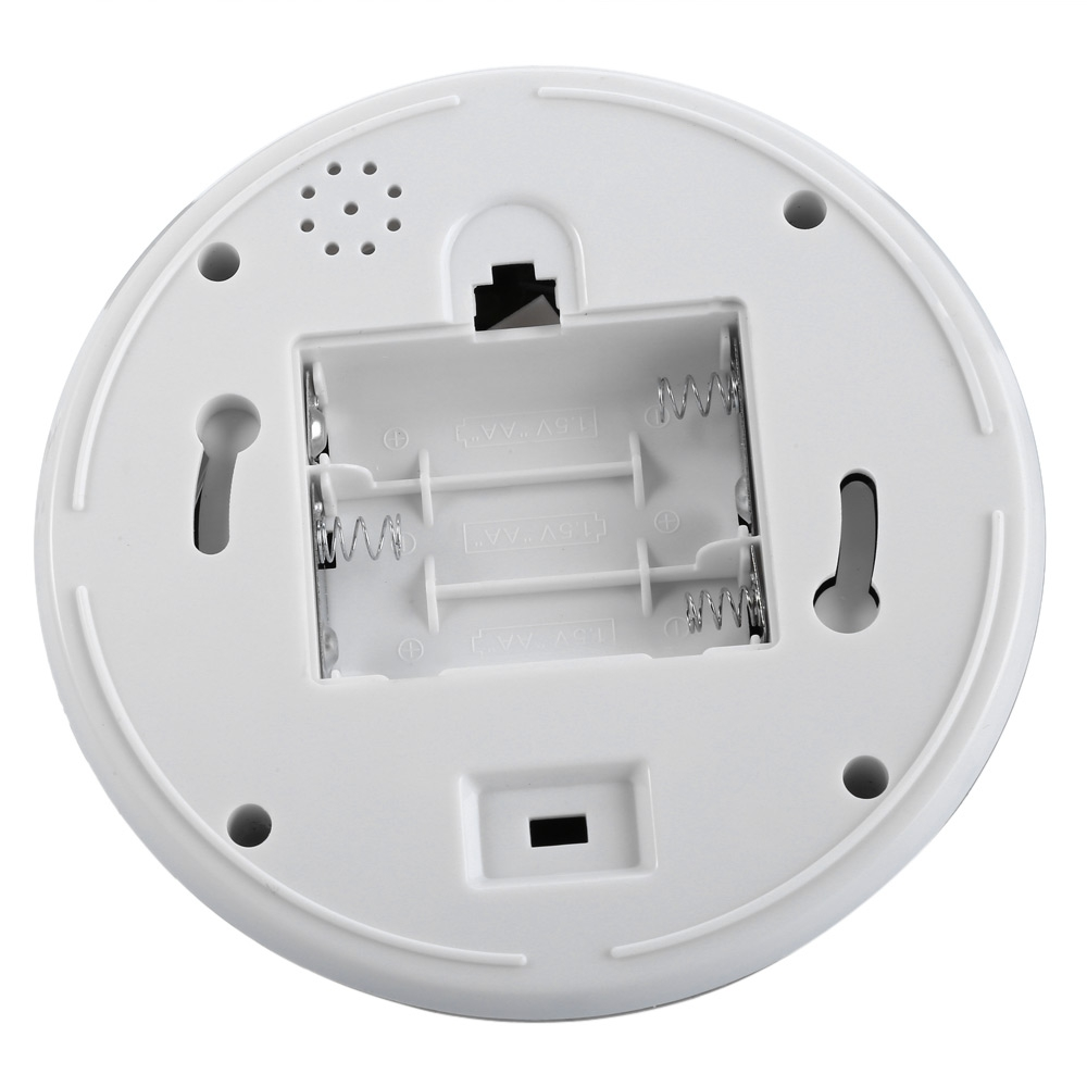 REALISTIC BATTERY OPERATED DUMMY SURVEILLANCE SECURITY DOME CAMERA WITH FLASHI
