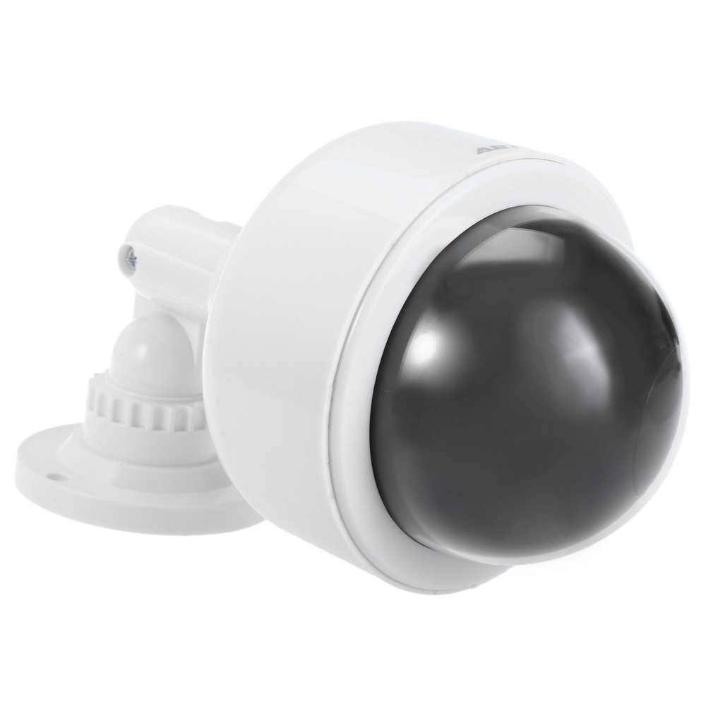 WATERPROOF REALISTIC DUMMY DOME CAMERA SURVEILLANCE SECURITY WITH CCTV STICKER