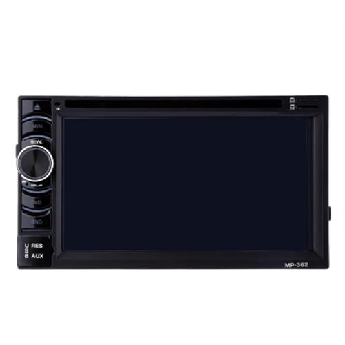 362 6.2 INCH AUTOMOBILE AUDIO STEREO DVD PLAYER 12V AUTO VIDEO REMOTE