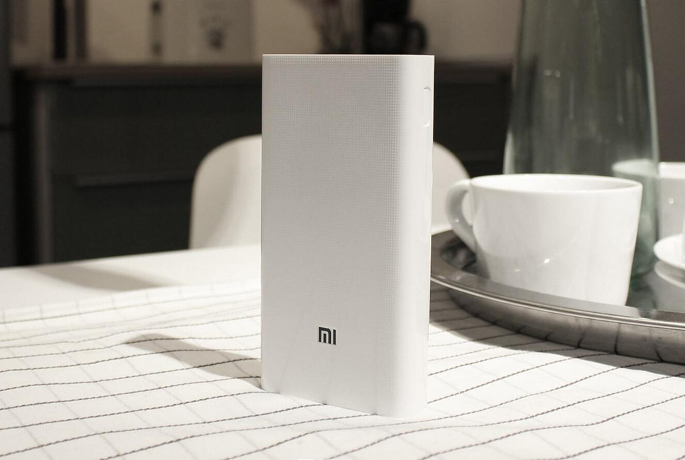 Original Xiaomi 20000mAh Mobile Power Bank 2 Bidirectional Quick Charge Dual USB Output